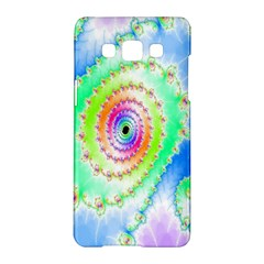 Decorative Fractal Spiral Samsung Galaxy A5 Hardshell Case