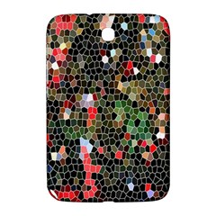 Colorful Abstract Background Samsung Galaxy Note 8 0 N5100 Hardshell Case  by Simbadda