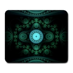 Grand Julian Fractal Large Mousepads by Simbadda