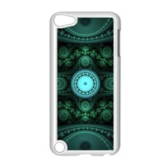 Grand Julian Fractal Apple Ipod Touch 5 Case (white) by Simbadda
