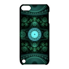 Grand Julian Fractal Apple Ipod Touch 5 Hardshell Case With Stand by Simbadda