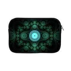 Grand Julian Fractal Apple Ipad Mini Zipper Cases by Simbadda