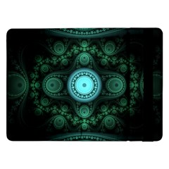 Grand Julian Fractal Samsung Galaxy Tab Pro 12 2  Flip Case by Simbadda