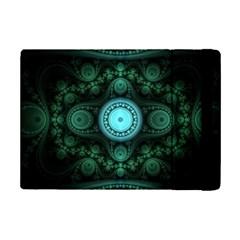 Grand Julian Fractal Ipad Mini 2 Flip Cases by Simbadda