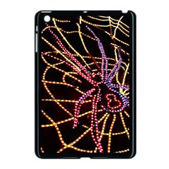 Black Widow Spider, Yellow Web Apple Ipad Mini Case (black) by Simbadda