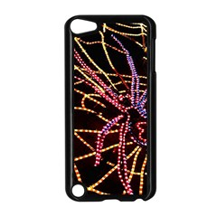 Black Widow Spider, Yellow Web Apple Ipod Touch 5 Case (black) by Simbadda