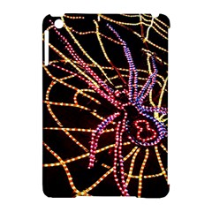 Black Widow Spider, Yellow Web Apple Ipad Mini Hardshell Case (compatible With Smart Cover) by Simbadda