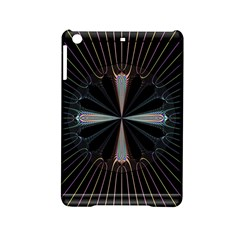 Fractal Rays Ipad Mini 2 Hardshell Cases by Simbadda