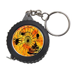 Halloween Weird  Surreal Atmosphere Measuring Tapes by Simbadda