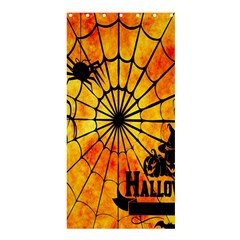 Halloween Weird  Surreal Atmosphere Shower Curtain 36  X 72  (stall)  by Simbadda