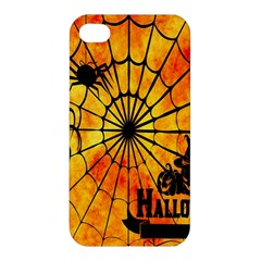 Halloween Weird  Surreal Atmosphere Apple Iphone 4/4s Hardshell Case by Simbadda