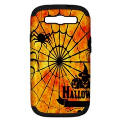 Halloween Weird  Surreal Atmosphere Samsung Galaxy S Iii Hardshell Case (pc+silicone)