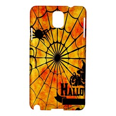 Halloween Weird  Surreal Atmosphere Samsung Galaxy Note 3 N9005 Hardshell Case by Simbadda