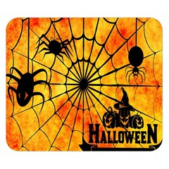 Halloween Weird  Surreal Atmosphere Double Sided Flano Blanket (small)  by Simbadda
