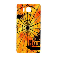 Halloween Weird  Surreal Atmosphere Samsung Galaxy Alpha Hardshell Back Case by Simbadda