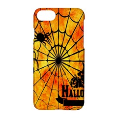 Halloween Weird  Surreal Atmosphere Apple Iphone 7 Hardshell Case by Simbadda