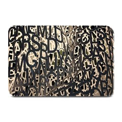 Wallpaper Texture Pattern Design Ornate Abstract Plate Mats by Simbadda