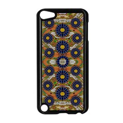 Fleur Flower Porcelaine In Calm Apple Ipod Touch 5 Case (black) by pepitasart