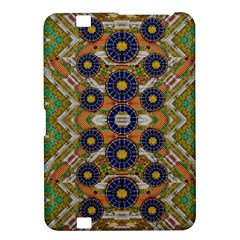 Fleur Flower Porcelaine In Calm Kindle Fire HD 8.9  by pepitasart