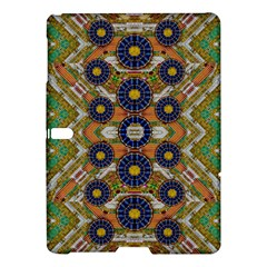 Fleur Flower Porcelaine In Calm Samsung Galaxy Tab S (10 5 ) Hardshell Case  by pepitasart