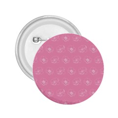 Pink Pattern 2 25  Buttons by Valentinaart