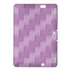 Purple Pattern Kindle Fire Hdx 8 9  Hardshell Case by Valentinaart