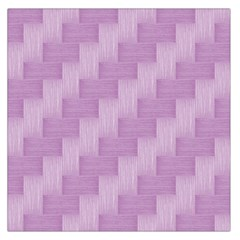 Purple Pattern Large Satin Scarf (square) by Valentinaart