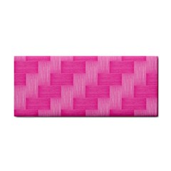 Pink Pattern Cosmetic Storage Cases by Valentinaart