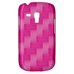 Pink Pattern Galaxy S3 Mini by Valentinaart