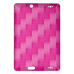 Pink Pattern Amazon Kindle Fire Hd (2013) Hardshell Case by Valentinaart