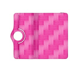 Pink Pattern Kindle Fire Hdx 8 9  Flip 360 Case by Valentinaart
