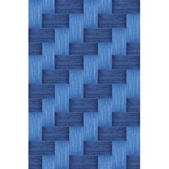 Blue Pattern 5 5  X 8 5  Notebooks by Valentinaart