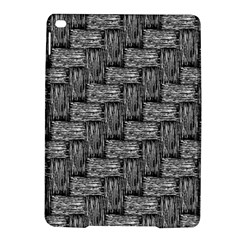 Gray Pattern Ipad Air 2 Hardshell Cases by Valentinaart