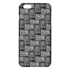 Gray Pattern Iphone 6 Plus/6s Plus Tpu Case by Valentinaart