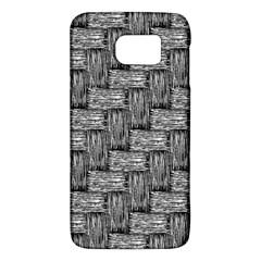Gray Pattern Galaxy S6 by Valentinaart