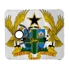 Coat Of Arms Of Ghana Galaxy S3 (flip/folio) by abbeyz71