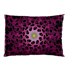 Cool Fractal Pillow Case (two Sides) by Simbadda