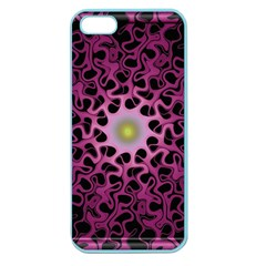 Cool Fractal Apple Seamless Iphone 5 Case (color) by Simbadda