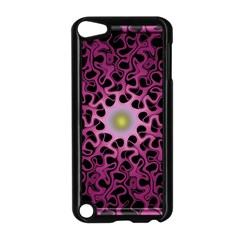 Cool Fractal Apple Ipod Touch 5 Case (black) by Simbadda