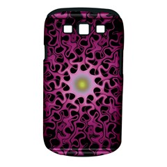 Cool Fractal Samsung Galaxy S Iii Classic Hardshell Case (pc+silicone) by Simbadda