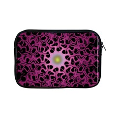 Cool Fractal Apple Ipad Mini Zipper Cases by Simbadda