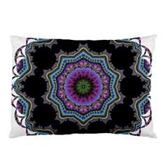 Fractal Lace Pillow Case by Simbadda