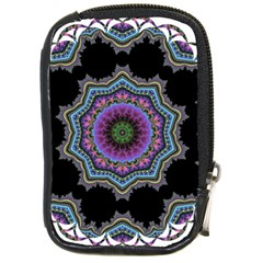 Fractal Lace Compact Camera Cases by Simbadda