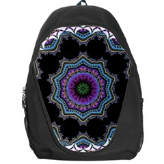 Fractal Lace Backpack Bag by Simbadda