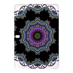 Fractal Lace Samsung Galaxy Tab Pro 10 1 Hardshell Case