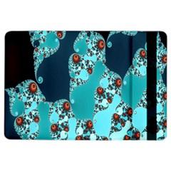 Decorative Fractal Background Ipad Air 2 Flip by Simbadda