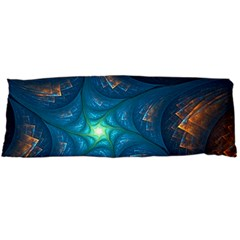 Fractal Star Body Pillow Case (dakimakura) by Simbadda