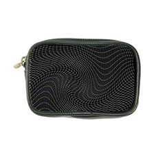 Distorted Net Pattern Coin Purse by Simbadda