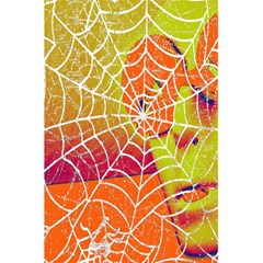 Orange Guy Spider Web 5 5  X 8 5  Notebooks by Simbadda