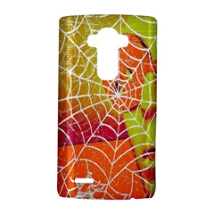 Orange Guy Spider Web Lg G4 Hardshell Case by Simbadda